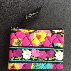 Vera Bradley change purse